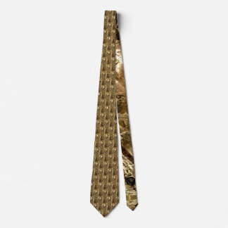 Bronze Griffins by Deprise Tie