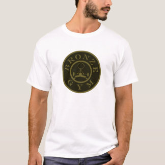 Bronze Gym T-Shirt