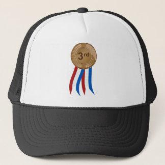 Bronze Medal Trucker Hat