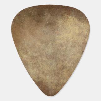Bronze Metal Guitar Pick