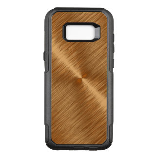 Bronze Metallic Otterbox Galaxy Edge S8 Case