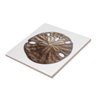 Bronze Sand Dollar Tile