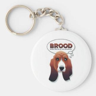 BROOD keychain