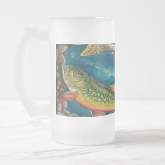 Brook Trout and Rainbow Trout Mugs