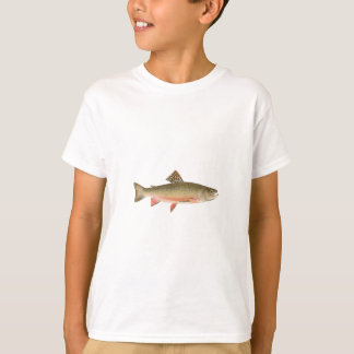 Brook Trout Art T-Shirt