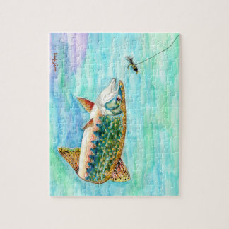 Brook Trout Boxed Puzzle