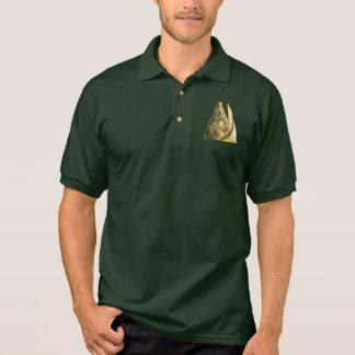 Brook Trout Fisherman Polo Shirt