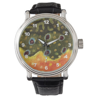 Brook Trout Fishing Watch