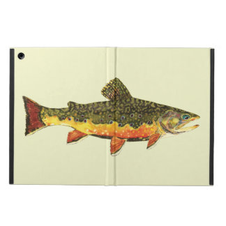 Brook Trout Fly Fishing Cover For iPad Air