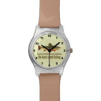 Brook Trout Fly Fishing Watch