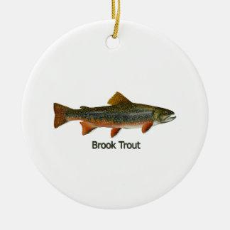 Brook Trout Ornament