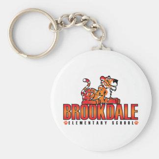 Brookdale Elementary School Spirit Wear Keychain