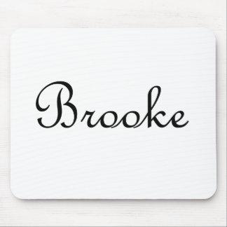 Brooke Mouse Pad
