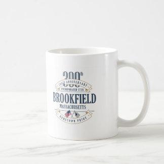Brookfield, Massachusetts 300th Anniversary Mug
