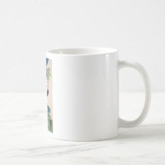 Brookfield Zoo Panda Classic White Coffee Mug