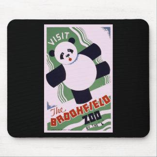 Brookfield Zoo Panda Mouse Pad