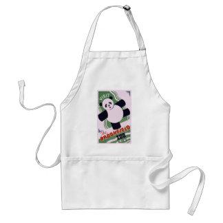 Brookfield Zoo Panda Standard Apron