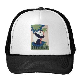 Brookfield Zoo Panda Trucker Hat