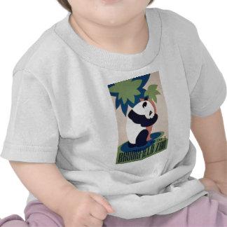 Brookfield Zoo Panda Tshirts