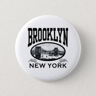 Brooklyn 2 Inch Round Button