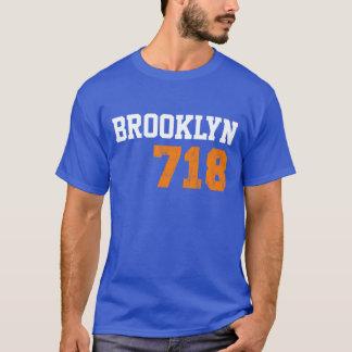 Brooklyn 718 T-Shirt