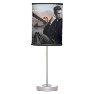 Brooklyn B&W Desk Lamp