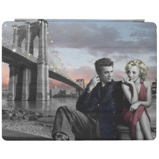 Brooklyn B&W iPad Cover