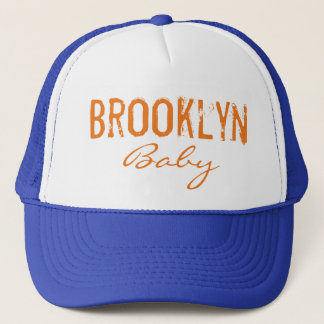 Brooklyn Baby Metropolitan Colors Trucker's Hat