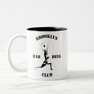 Brooklyn Barbell Club Mug
