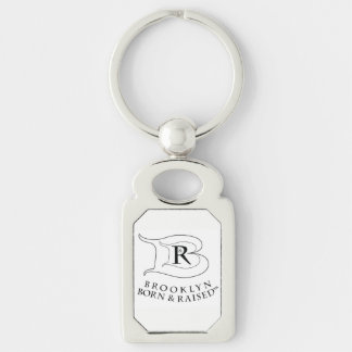 BROOKLYN BORN & RAISED™ KEYCHAIN