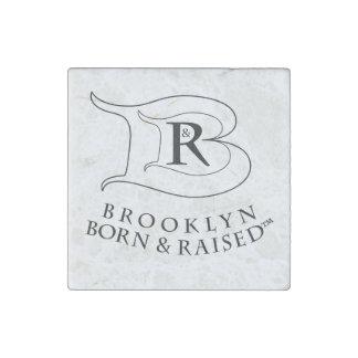 BROOKLYN BORN & RAISED™ STONE MAGNETS