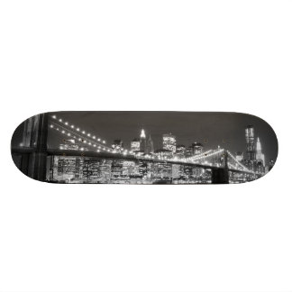 Brooklyn Bridge and Manhattan Skyline Skateboard Decks