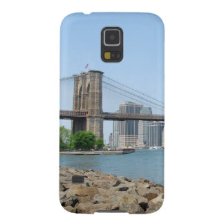 Brooklyn Bridge and NYC Skyline Cases For Galaxy S5
