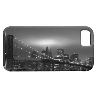 Brooklyn Bridge at Night iPhone 5 Covers