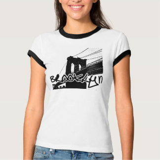 "Brooklyn Bridge ""Black"" T-Shirt"