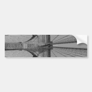 Brooklyn Bridge case/card Bumper Sticker