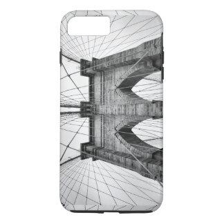 Brooklyn Bridge Close up Photo iPhone 7 Plus Case