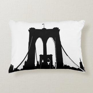 Brooklyn Bridge Dream Accent Pillow