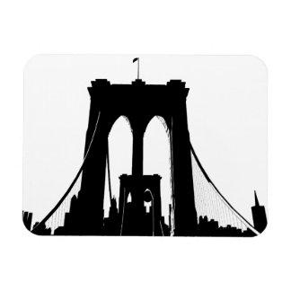 Brooklyn Bridge Dream Magnet