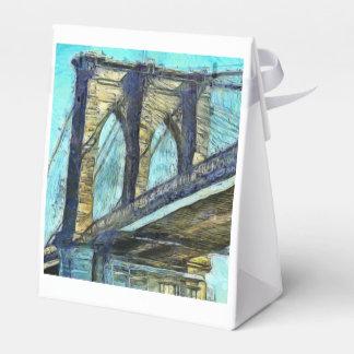 Brooklyn Bridge Favor Box