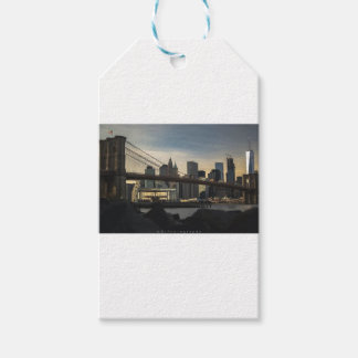 Brooklyn Bridge Gift Tags