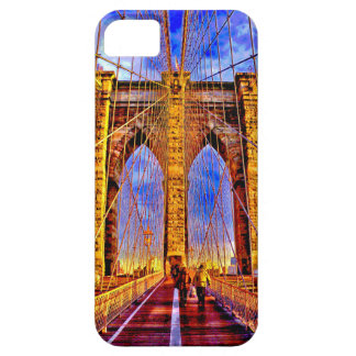 brooklyn-bridge iPhone 5 cover
