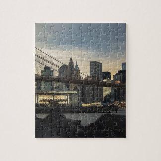 Brooklyn Bridge Jigsaw Puzzle