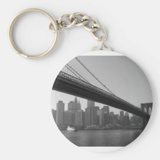 brooklyn-bridge keychain