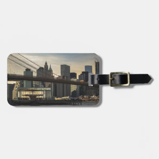 Brooklyn Bridge Luggage Tag