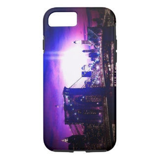 Brooklyn Bridge Manhattan Tough iPhone 7 Case