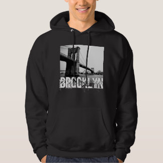 Brooklyn Bridge Men's Hoodie