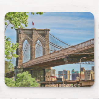 Brooklyn Bridge Mouse Pad