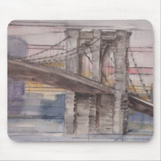 Brooklyn Bridge Mouse Pad. Mouse Pad