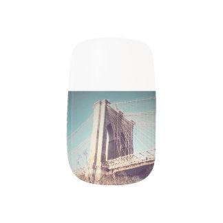 Brooklyn Bridge Nail Art